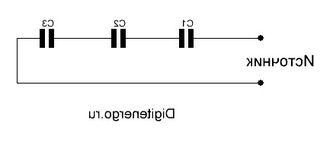 Электроток электростатика электроемкость конденсаторы энергия электростатического поля