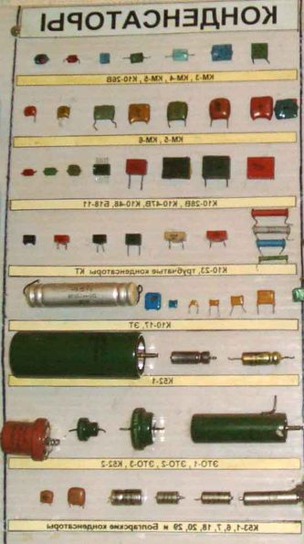 Электрический конденсатор - stoom