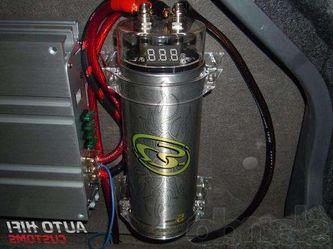 Какова емкость конденсатора - электричество и магнетизм - cyberforumru