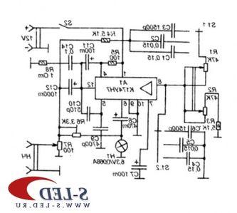 Ice3b0565 схема включения описание работы на русском
