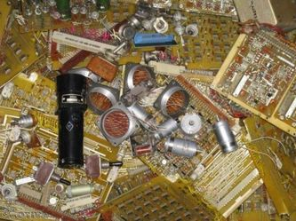Склад микросхемы импортные
