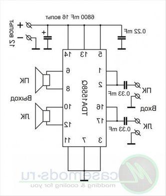 Микросхемы стабилизаторов напряжения-1