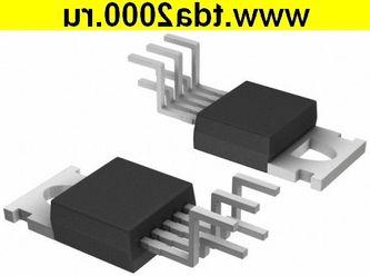 Группа компаний диал подбор аналогов микросхем и активных компонентов