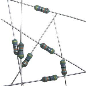 Параллельное соединение резисторов-1