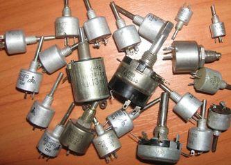 Резисторы для поверхностного монтажа - smd