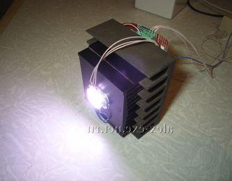 Исследования параметров светодиодов cree xlamp xp-exp-gxm-l
