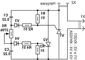 электрическая схема днепра