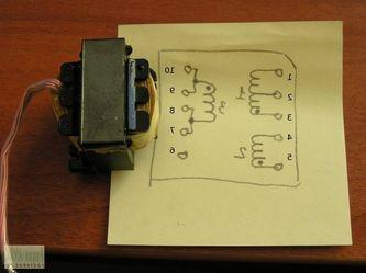 Как узнать мощность трансформатора