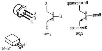 Дифференциальные параметры транзистора-четырехполюсника - club155ru
